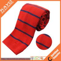 China Factory,Make order, knitted wool necktie for sale