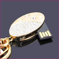 Wholesale Jewelry Swivel Flash USB Disk (T-037) from china suppliers