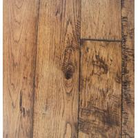 Wholesale Handscraped and Distressed Hickory Engineered Flooring from china suppliers