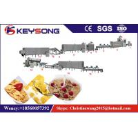 Wholesale Food Grade Breakfast Cereal Making Machine Food Extruder High Efficiency from china suppliers