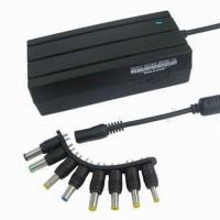 Wholesale Universal 90W Notebook AC/DC Adapter with USB and 8pcs DC Connectors from china suppliers