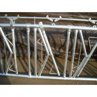 China Durable Galvanised Cattle Feeder Panels, Heavy Duty Livestock Gates for sale