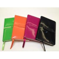 Wholesale Elegant PVC Leather Agenda with Decorated Cove and Band from china suppliers