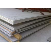 Wholesale Thickness 3.0 - 16.0mm ASTM / ASME UNS S30408 Stainless Steel Plate for Pressure Vessel from china suppliers