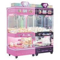 Wholesale 220V PP Tiger 4 Mini Toy Claw Machine / Toys Vending Machines from china suppliers