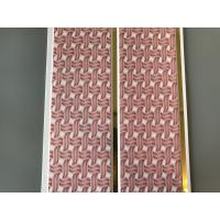 Wholesale Pink Color water resistant bathroom wall panels Polyvinyl Chloride Material from china suppliers