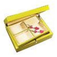 Eco friendly Embossing cardboard earring jewelry gift boxes with lids for sale