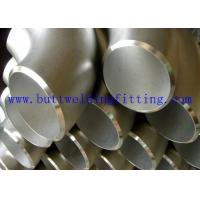 China ASTM A479 316TI / ASTM A182 F316Ti UNS S31635 90 Deg  Elbow Tee Reducer Butt Weld Fittings 10  Sch 80 on sale