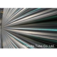 DIN 11850 Polished Stainless Steel Tubing Hygienic Pipe 28X1.5X6000 MM