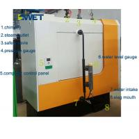 Wholesale Environmentally Friendly Industrial Steam Boiler 600kg Biomass Pellet Steam Boiler from china suppliers