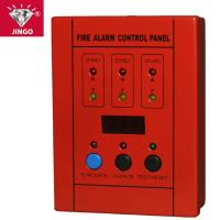 Conventional fire alarm 2 wire systems control Slave panel 2 zones