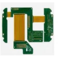 China Rigid Flex PCB Board Assembly 2 Oz Copper Clad For Medical Display Monitor on sale