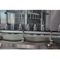 Wholesale 500ml Small Bottle Juice Filling Machine Bottled Liquid Production Line from china suppliers