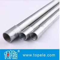 Wholesale Galvanized Steel BS4568 Conduit / GI PIPE / Electrical Conductors from china suppliers