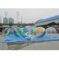 Wholesale Popular Soccer Inflatable Body Bumper Balls For Party / Competition from china suppliers