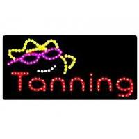 Wholesale Custom Tanning LED Signage (HST0014) from china suppliers