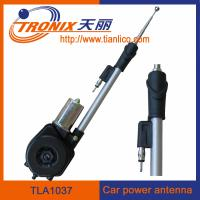Wholesale fender mount car power antenna/ am fm antenna with pcb control TLA1037 from china suppliers