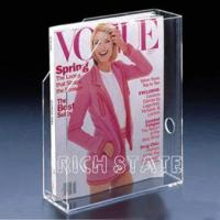 China Perspex Magazine Holders for sale