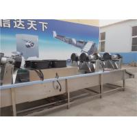 Wholesale Large Industrial Fruit Dryer Machine , Hot Water Industrial Fruit Dehydrator Machine from china suppliers