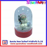 Wholesale plastic snow globe,resin gifts from china suppliers