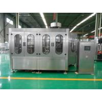 Best Fully Automatic Water Bottle Filling Machine 10000 Bottles Per Hour PLC Control wholesale