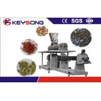 Wholesale Industrial Pet Food Extruder Machine Dog Cat Fish Food Making Machine from china suppliers