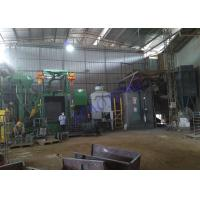Best Industrial Shot Blasting Equipment , Bead Blasting Equipment For Aluminium Castings wholesale
