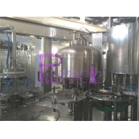 Wholesale Small Scale Automatic Drinking Water Filling Machine For PET Bottles from china suppliers