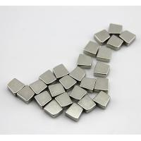 N52 Grade Powerful Ndfeb Rare Earth Permanent Magnets Square with Zinc , Nickel , Sn Coating for sale