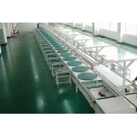 China Anodized Aluminium Profile / LED Street Lamp Panle Light Assembly Line / Production Line on sale