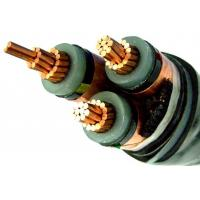 Wholesale 6/10KV Low Smoke Halogen Free Cable , Low Smoke And Fume Cable Steel Tape from china suppliers