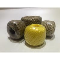 Wholesale Twist Caco3 Polypropylene Twine For Cable Filler 7-40kg / Roll With Spool from china suppliers