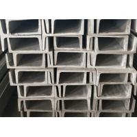 Wholesale C Channel Industrial Steel Structures / Hot Dipped Gal Channel Taped from china suppliers