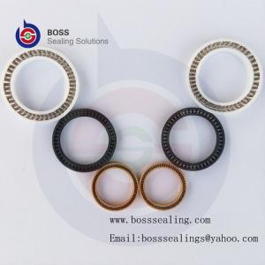 Wholesale V-Spring Energized PTFE Seals,Spring Energized PTFE V Lip Seals from china suppliers
