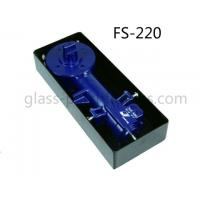 China Adjustable Glass Door Floor Hinges 120° Open Angle Without Changing Cement Box on sale