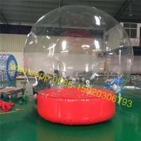 Wholesale Show inflatable snow globe for event from china suppliers