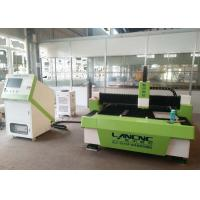 Wholesale 4mm aluminum sheet metal laser cutting machinery 1500W metal fiber laser cutting machine from china suppliers