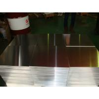 Wholesale Alloy 8011 Aluminum Heat Transfer Plates / Sheets For Bottle Caps Temper H14 from china suppliers