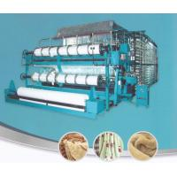 China Warp Knitting Machine For  carpets blankets long-haired toy on sale