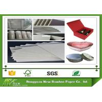 Wholesale Hard stiffness thicker Grey Chipboard used for various package boxes from china suppliers