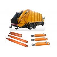 Wholesale rubbish collector truck use customized double action hydraulic cylinder from china suppliers