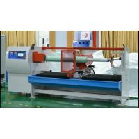 High Speed Automatic BOPP Tape Roll Cutting Machine For Jumbo Roll And Paper