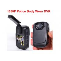 High Resolution Video Police Wearing Body Cameras For Law Enforcement Tool