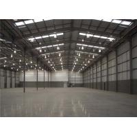 Wholesale Customized Prefabricated Steel Structure Building Low Cost Factory Workshop Warehouse from china suppliers
