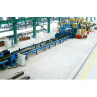 Best Automatic Welding Machine , H-beam Horizontal Production Line with Lincoln Welding Power wholesale