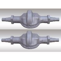 OEM Service Available Precision Machined Parts , 63kg Truck Steering Axle for sale