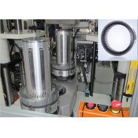 Stamping Rotor Assembly Induction Motor Winding Machine ISO / SGS