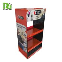 China Durable Acrylic Tiered Display Stands Customable For Cell Phone Accessories on sale