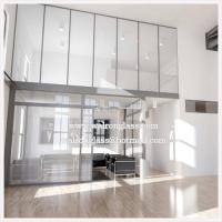 Wholesale Tempered or Toughened Printed Glass Partition from china suppliers