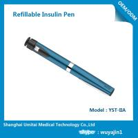 Wholesale Sapphire Blue Purple Insulin Pen , Regular Insulin Pen For Humalog Cartridge from china suppliers